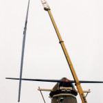 December 1987: de nieuwe roeden worden gestoken