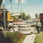 1988: de nieuwe molenstenen arriveren