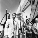 29 mei 1989: openingshandeling gerestaureerde molen