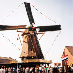 29 mei 1989: de molen weer in volle glorie