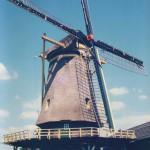 1989: ansichtkaart van de molen