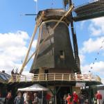 14 mei 2011: bezoekers op de Nationale Molendag